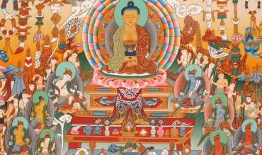 Nơi tọa Thiền, lễ lạy và tư thế ngồi Thiền