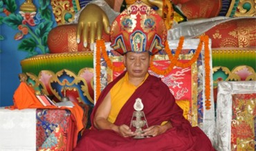 Image result for H.E. Khen Yeshe Sangpo Rinpoche