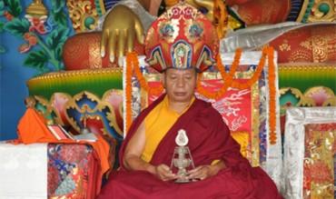 Image result for H.E. Khen Yeshe Sangpo Rinpoche